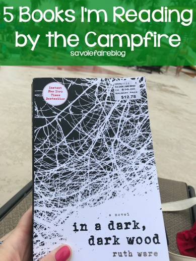 5 books by the campfire I savoie faire blog