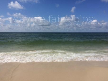 BEACH GULF STATE PARK I SAVOIE FAIRE BLOG