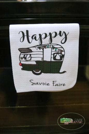 happy camper towel i savoie faire