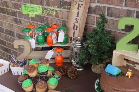CAKE & FAVORS I SAVOIE FAIRE
