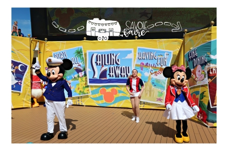 sailaway party disney I savoie faire blog