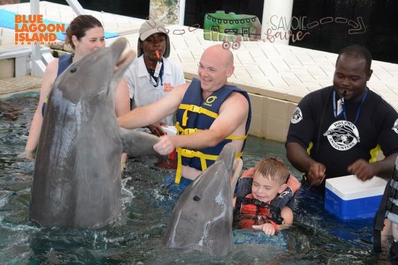dolphin encounter 4